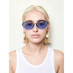Ello Black & Blue Sunglasses