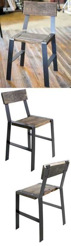 It sits easy and looks great. Every piece is a unique masterpiece, stout hearted but simple in an elegant way. Find the Urban Forge Dining Side Chair as seen in the side chairs collection at http://www.timelesswroughtiron.com/Urban-Forge-Dining-Side-Chair-p/twi-sci-980-235.htm