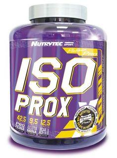 ISOPROX  2 Kg - choco-avellanas Aislado de Proteina de Suero CFM  Es una de las proteínas de mayor calidad y pureza de facil digestion.  CFM es la ultima tecnología avanzada en micro filtración. Proteína obtenida mediante procesos de micro y ultra-filtración avanzados. Esta fórmula de proteína con CFM es muy baja en lactosa y casi sin grasas. Isoprox te proporciona por cada toma, 43g de pura proteína de alta calidad.