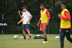 À vontade no São Paulo, Osorio quer intensificar relação com os jogadores #globoesporte