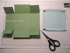 Mel Stampz: 100+ Box templates & tutorials (Gift/Card/Treat Boxes)