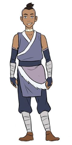 hey guys right there Aang used to be able to fit riiiiight there in Sokka's arm pit I'–