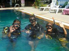 Learn the scuba diving in Koh Phangan