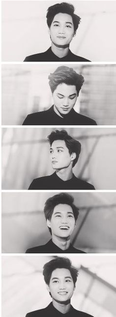 His Perfection Kim JongIn #omguresobeautiful #iloveyou