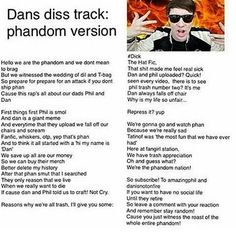 IM CURRENTLY WATCHING A TWO HOUR VERSION OF DAN DISS TRACK. it's midnight here...