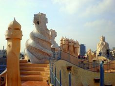 Self-guided walk and walking tour in Barcelona: Antoni Gaudí's Barcelona Walking Tour, Barcelona, Spain, Self-guided Walking Tour (Sightseeing)