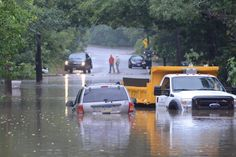 Sheets of rain: Heavy flooding swamps Babylon, NY and other parts of Long Island -- Sott.net