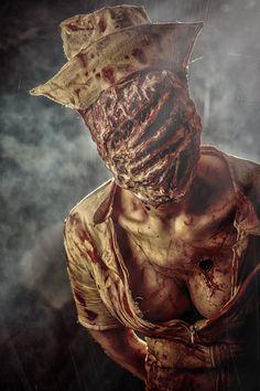 Welcome to Silent Hill! by Elena-NeriumOleander.deviantart.com