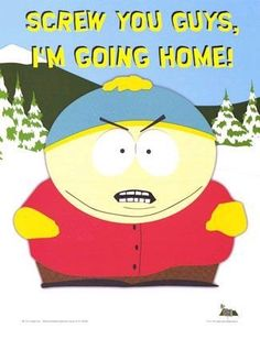 Cartman quote