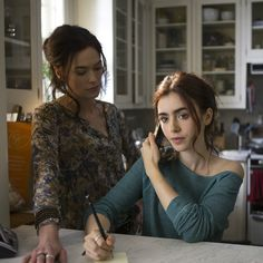 lily collins stuck in love hair - Google Search