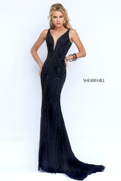 Sherri Hill dresses are designer gowns for television and film stars. Find out why her prom dresses and couture dresses are the choice of young Hollywood. Pageant Dresses, Dance Dresses, Ball Dresses, Homecoming Dresses, Club Dresses, Long Mermaid Dress, Sherri Hill Prom Dresses, Sherri Hill Black Dress, Dressy Dresses