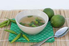 Hot and Sour Prawn Soup | www.tasteandtellblog.com