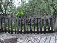 Türen/Tore/Zäune/Mauern und Wege am Gardasee