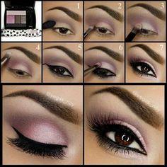 Eyes rosa!!! jamas pasara de moda esta es!!!