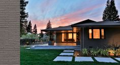MID CENTURY MODERN RANCH HOMES   ... Architects   Transformed Ranch House – From Mid-Century To Modern