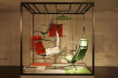 Eames Aluminum Group chairs #eames by @vitra