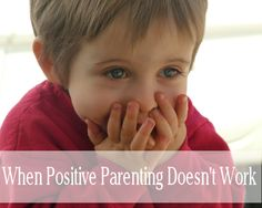Positive+Parents:+When+Positive+Parenting+Doesn't+Work. For the parents of the strong-willed child.