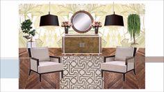 LIVING ROOM MOOD BOARD by NIK A RAMLI INTERIOR DESIGN