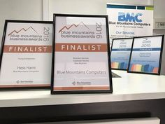 Blue Mountains Business Awards Finalist. Thank you to all our customers for helping us reach another achievement. This is a very proud moment for us.
