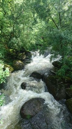Waterfall, Outdoor, Paths, Outdoors, Waterfalls, Outdoor Games, The Great Outdoors