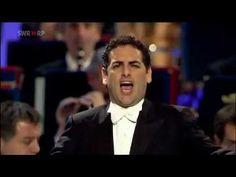 "Juan Diego Florez: sings  G. Donizetti ""Ah mes Ami"""