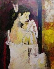 Nicola QUICI (1951) - Motherly Love