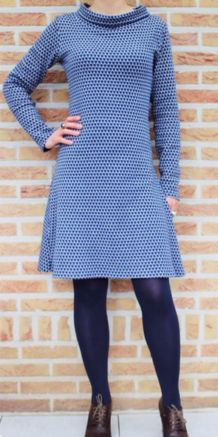 Sofie's Coco dress - Sewing pattern by Tilly and the Buttons