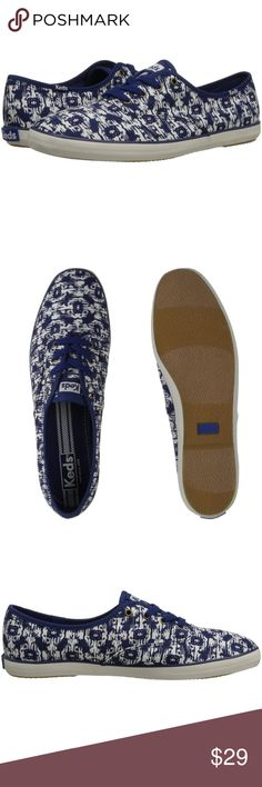 New KEDS Champion Ikat Sneakers Tennis Shoes  Sz 8 New KEDS Champion Ikat Oxford Sneakers Tennis Shoes. New Never Worn. Sz 8 Keds Shoes Sneakers