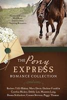Giveawayy at Reading, Writing, and the Stuff In-Between: The Pony Express Romance Collection #BookGiveaway