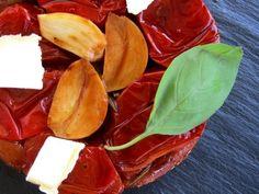 Tatin de tomates et ail rose de Lautrec