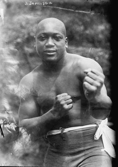 Solid-Faced Canvas Print Wall Art Print entitled Jack Johnson heavyweight pugilist, None Jack Johnson Boxer, Identity, Only In Texas, Champions Of The World, American Beer, Booker T, Mike Tyson, People Art, The Life