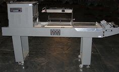 Used clamco sealer / tunnel combo