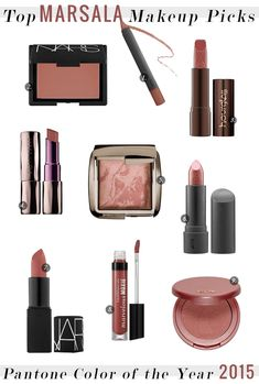 So many beautiful lipsticks! #marsala #crueltyfree #makeup