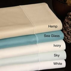 Rayon from Bamboo Sheet Set | Overstock.com Shopping - The Best Deals on Sheets $122.99