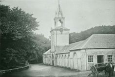 Home Farm building, Isle of Raasay around 1900