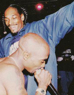 Tupac & Snoop