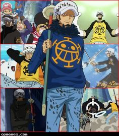 Let's spread Trafalgar Law to all over the world with us to get an anime stuff you want free. Best Anime Shows, One Piece Series, Fight For Your Dreams, Otaku, Trafalgar Law, Character Development, One Punch Man, Manga Comics, Great Friends