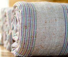 Bodrum Linen Towel