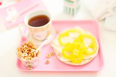 Another pretty breakfast