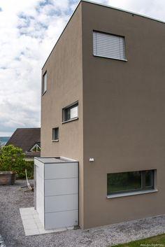 modern garden shed _gart drei by designgarten