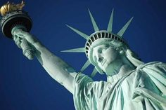 From the Statue of Liberty to Times Square: Here are 10 things you must visit on your New York City vacation. Times Square, New York Statue, Wow Air, New York Attractions, Liberty New York, Sightseeing Bus, Liberty Island, Small Business Trends, Destinations
