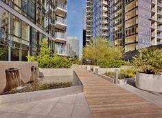 Photos - Bellevue Towers Condos For Sale Environmental Design, Condos For Sale, Landscape Architecture, Multi Story Building, Sidewalk, Backyard, Urban, Amazing, Garden