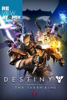 Conoce sobre Review – Destiny: The Taken King