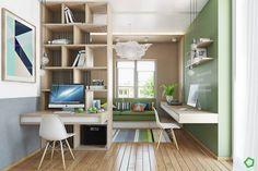 Oficinas de estilo Minimalista por Polygon arch&des