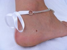 BEYONCE Barefoot Sandals Add a twinkle to by PassionflowerJewelry, $136.00