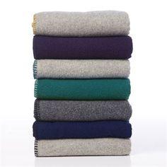 The Soft Wool Edge from Klippans eco wool and organic cotton  www.klippan.be www.klippan.nl