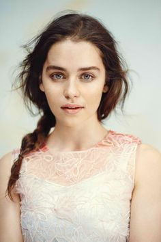 Game of Thrones star Emilia Clarke puts down her sword and slips on some Dior as she talks to Violet Henderson about being our favourite Dragon Lady.