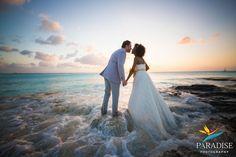 Beach Wedding at The Alexandra, Turks & Caicos Turks And Caicos Wedding, Grace Bay Beach, Beach Wedding Inspiration, Beach Wedding Photography, Sunset Wedding, Beach Weddings, Destination Weddings, What Is Like, Beautiful Beaches