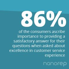 86% of your customers just want resolution.. www.nanorep.com #customerservice #customercare #selfservice Customer Service Experience, Self Service, Numbers, This Or That Questions, Self Care