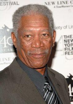 Morgan Freeman - Born in June 1937 in Memphis, Tennessee, US.